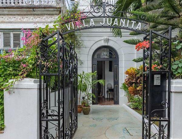 Villa Juanita Boutique Hotel Havana